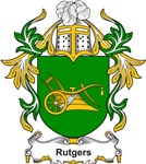 Rutgers Coat of Arms, Family Crest