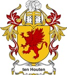 ten Houten Coat of Arms