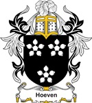 Hoeven Coat of Arms, Family Crest