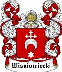Wisniowiecki Coat of Arms