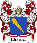 Wiersza Coat of Arms, Family Crest