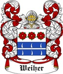 Weiher Coat of Arms, Family Crest