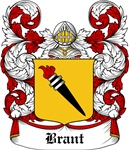 Brant Coat of Arms, Family Crest