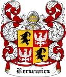 Berzewicz Coat of Arms, Family Crest