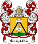 Baryczka Coat of Arms, Family Crest
