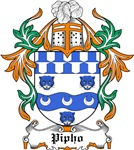 Pipho Coat of Arms, Family Crest