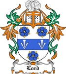 Lord Coat of Arms, Family Crest