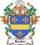 Lester Coat of Arms, Family Crest