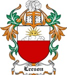 Leeson Coat of Arms, Family Crest