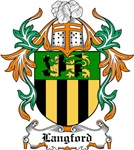 Langford Coat of Arms, Family Crest