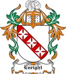 Enright Coat of Arms, Family Crest