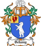 Dehany Coat of Arms, Family Crest