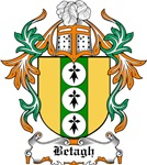 Betagh Coat of Arms, Family Crest
