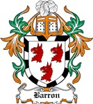 Barron Coat of Arms, Family Crest