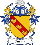 Turing Coat of Arms, Family Crest