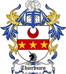 Thorburn Coat of Arms, Family Crest