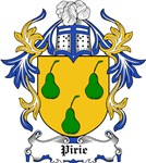 Pirie Coat of Arms, Family Crest