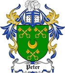 Peter Coat of Arms, Family Crest