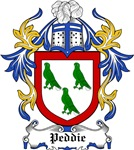 Peddie Coat of Arms, Family Crest