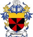 Matthews Coat of Arms, Family Crest
