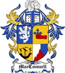 MacConnell Coat of Arms, Family Crest