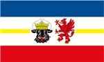 Mecklenburg Vorpommern Flag