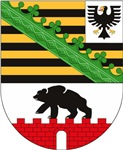 Sachsen Anhalt Coat of Arms