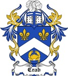 Crab Coat of Arms, Family Crest