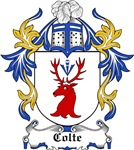 Colte Coat of Arms, Family Crest
