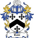 Caw Coat of Arms, Family Crest