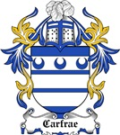 Carfrae Coat of Arms, Family Crest