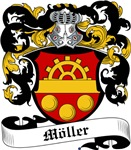 Möller Coat of Arms, Family Crest