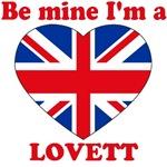 Lovett, Valentine's Day