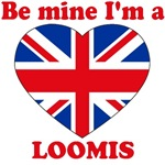 Loomis, Valentine's Day