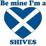 Shives, Valentine's Day