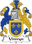 Unwyn Family Crest