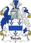 Tisdale Family Crest
