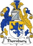 Thornbury Family Crest