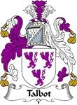 Talbot Family Crest