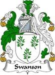 Swanson Family Crest