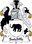 Sutcliffe Family Crest