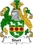 Sturt Family Crest