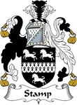 Stamp Family Crest