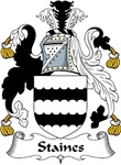 Staines Family Crest