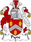 Pyne Family Crest