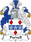 Purnell Family Crest