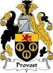 Provost Family Crest