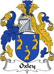 Oxley Family Crest