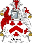 Orme Family Crest