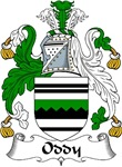 Oddy Family Crest